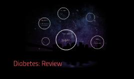 Diabetes: Review