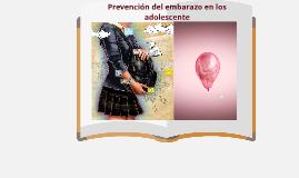 Copy of Copy of Embarazo en Adolescentes