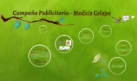 Campaña Publicitaria - Medicis Celaya