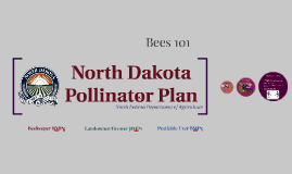 North Dakota Pollinator Plan