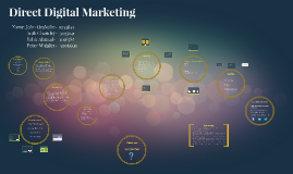 Copy of Direct Digital Marketing