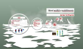 Nové médiá a vzdelávanie