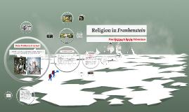 "Religion in ""Frankenstein"""
