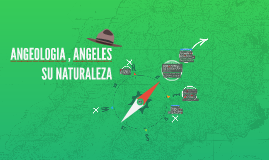 ANGEOLOGIA , ANGELES SU NATURALEZA