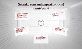 Svenska som andraspråk 2