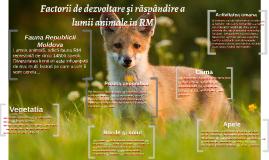 Fauna Republicii Moldova