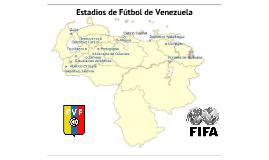 Estadios de fútbol de Venezuela