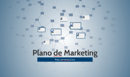 Plano de Marketing para a Cora