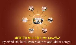 Copy of ARTHUR MILLER