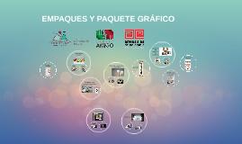 EMPAQUES Y PAQUETE GRÁFICO