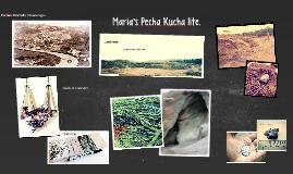 Maria's Pecha Kucha lite.