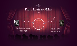 Copy of From Louis to Miles