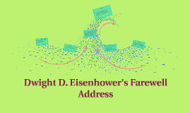 Copy of Dwight D. Eisenhower's Farewell Address