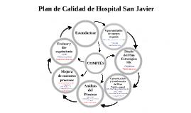 Plan de Calidad Hospital San Javier