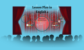 Lesson Plan in English 4