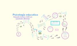 Linea de tiempo de la psicología educativa