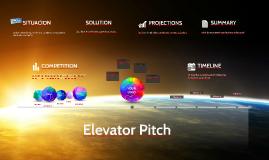 Copia de Elevator Pitch
