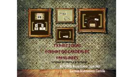 TRAYECTORIAS FORMATIVO-LABORALES FAMILIARES