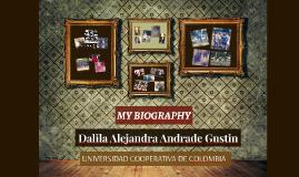 Dalila Alejandra Andrade Gustin