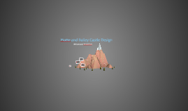 Motte and Bailey Castle Design