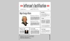 Jefferson's Justification