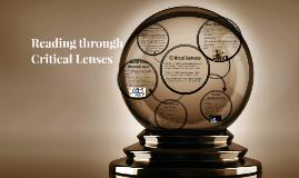 Reading through Critical Lenses