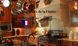 Spécialités de français