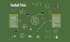 Football League Trivia