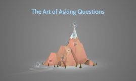 Why do we ask questions?