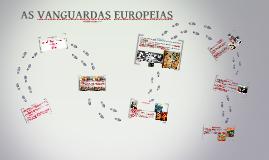 AS VANGUARDAS EUROPEIAS E O MODERNISMONO BRASIL
