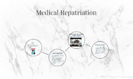 Medical Repatriation