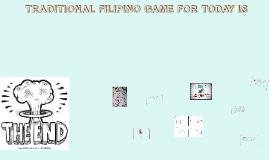 Copy of Traditional Filipino Game: Langit Lupa