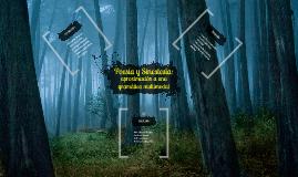 Poesía y sinestesia: aproximación a una gramática multimodal