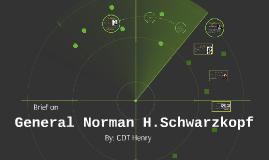 Norman H. Schwarzkopf