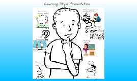 FYE Learning Style Presentation