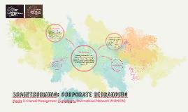 Braintsorming: Corporate Rebranding