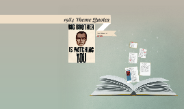 Copy of 1984 Theme Quotes