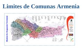 Copy of Planos Limites Comunas Armenia