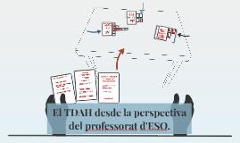 TDAH desde la perspectiva del professorat d'ESO.