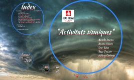 activitats sísmiques