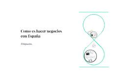 Copy of Como es hacer negocios con España...