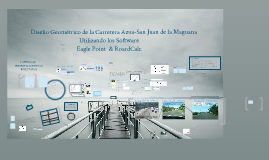 Copy of Diseño Geometrico de la Carretera Azua-San Juan de la Maguana