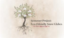 Semester Project: