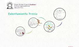 Copy of Calentamient Previo