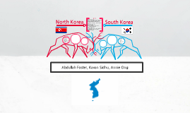 Copy of North and South Korea