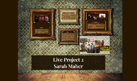 Live Project 2