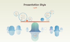 Copy of Presentation Style