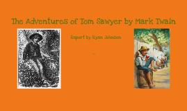Tom saywer book report
