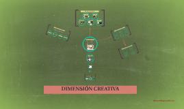 DIMENSIÓN CREATIVA