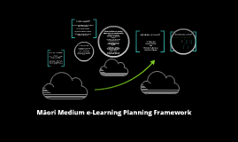 Copy of Māori Medium e-Learning Planning Framework